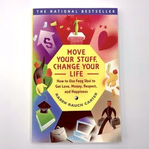 🆕 NEW Move Your Stuff Change Your Life Feng Shui (A Favorite Feng Shui Book)
